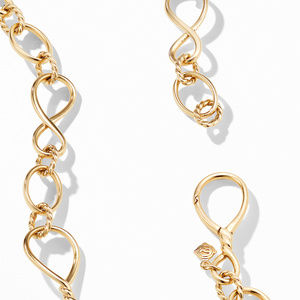Continuance® Medium Chain Necklace in 18K Gold alternative image