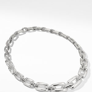 Wellesley Short Chain Necklace with Diamonds alternative image