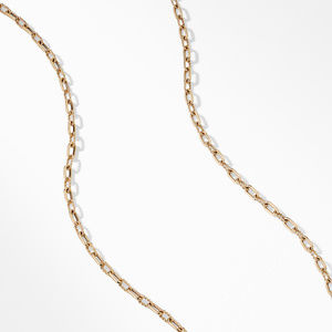 DY Madison Thin Necklace in 18K Gold, 3mm alternative image