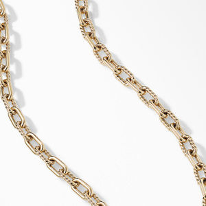 DY Madison Bold Necklace in 18K Gold, 6mm alternative image