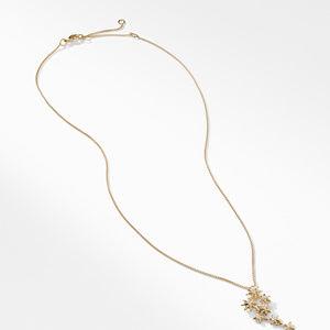 Starburst Constellation Pendant Necklace in 18K Gold with Diamonds alternative image
