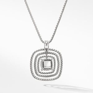 Chatelaine® Pavé Pendant Necklace alternative image