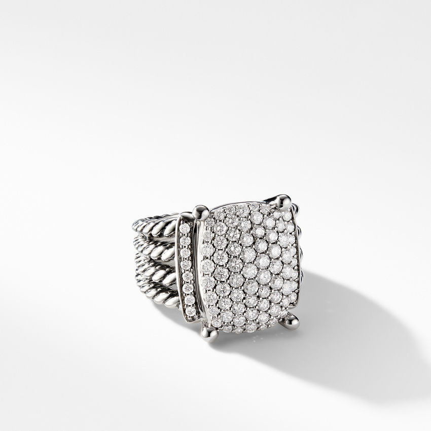 Wheaton® Ring with Diamonds