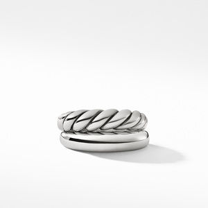 Pure Form Stack Ring alternative image
