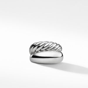 Pure Form Two Row Ring alternative image