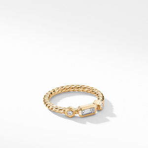 Novella Ring with Diamonds