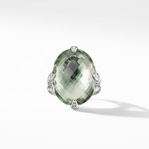 Chatelaine® Statement Ring with Prasiolite alternative image