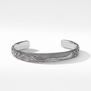 Waves Cuff Bracelet alternative image