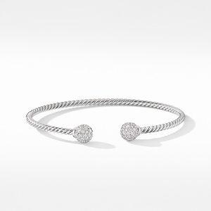 Solari Bracelet in 18K White Gold with Diamonds alternative image