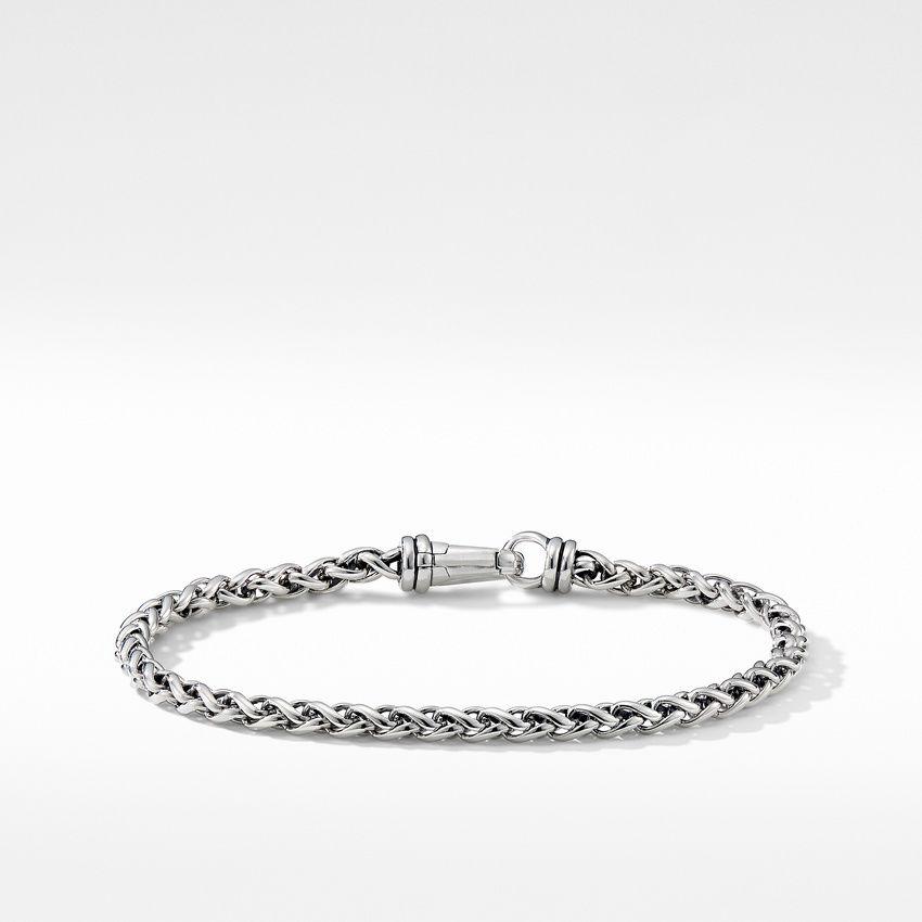 Wheat Chain Bracelet