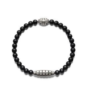 Southwest Bead Bracelet in Black Onyx alternative image