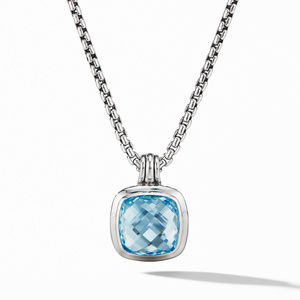 Albion® Pendant with Blue Topaz