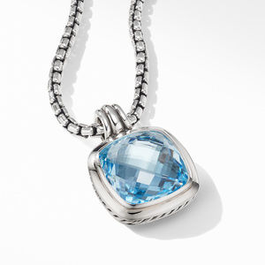 Albion® Pendant with Blue Topaz alternative image
