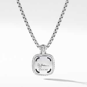 Albion® Pendant with Black Orchid alternative image