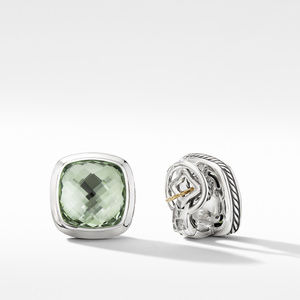 Albion® Stud Earrings with Prasiolite alternative image