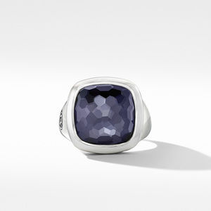 Albion® Ring with Black Orchid alternative image