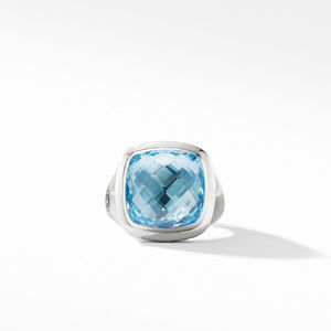Albion® Ring with Blue Topaz alternative image