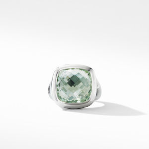 Albion® Ring with Prasiolite alternative image