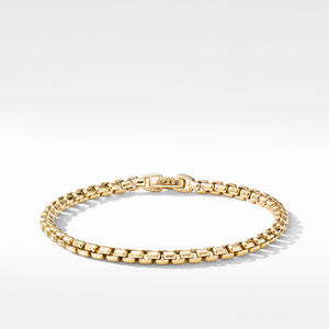 DY Bel Aire Chain Bracelet in 18K Yellow Gold