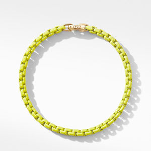 DY Bel Aire Chain Bracelet in Yellow with 14K Yellow Gold Accent alternative image