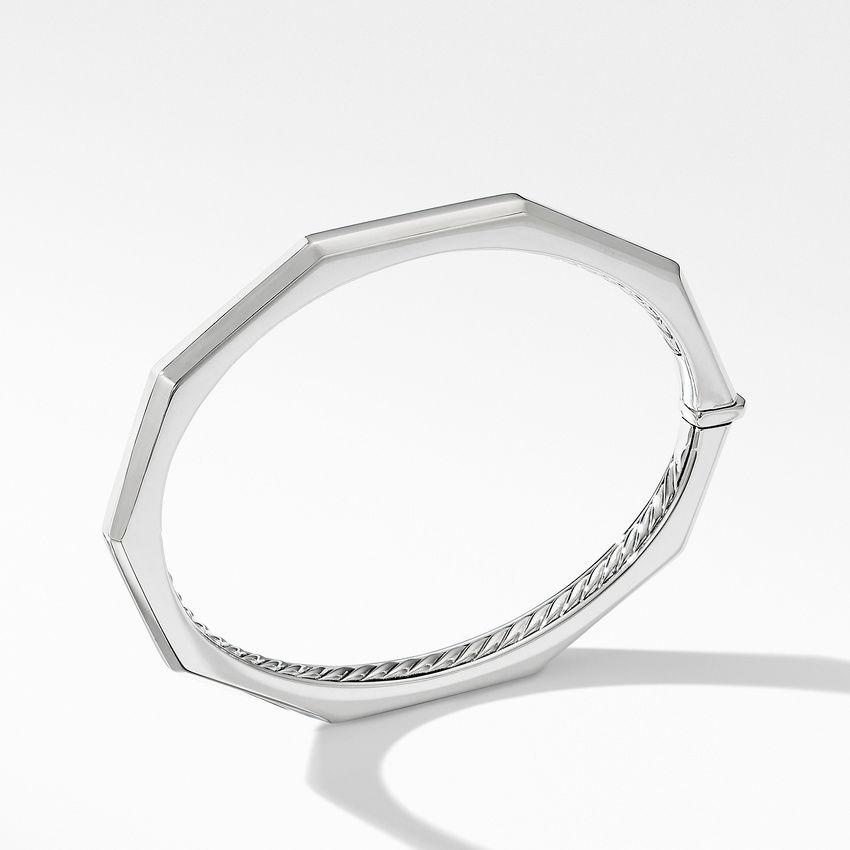 Stax Faceted Bracelet