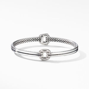 Thoroughbred® Center Link Bracelet with Diamonds alternative image
