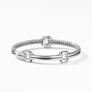 Thoroughbred® Double Link Bracelet alternative image