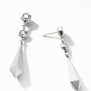 Modern Renaissance Drop Earrings alternative image