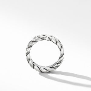 Chevron Woven Band Ring alternative image