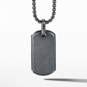 Streamline® Tag in Black Titanium