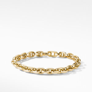 Streamline® Chain Bracelet in 18K Yellow Gold