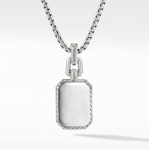 Novella Pendant with Champagne Citrine, Pavé Diamonds and 18K Rose Gold alternative image