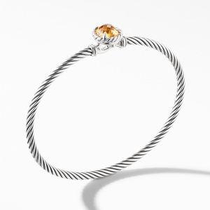 Chatelaine® Bracelet with Citrine