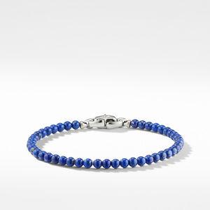 Spiritual Beads Bracelet with Lapis