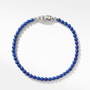 Spiritual Beads Bracelet with Lapis alternative image