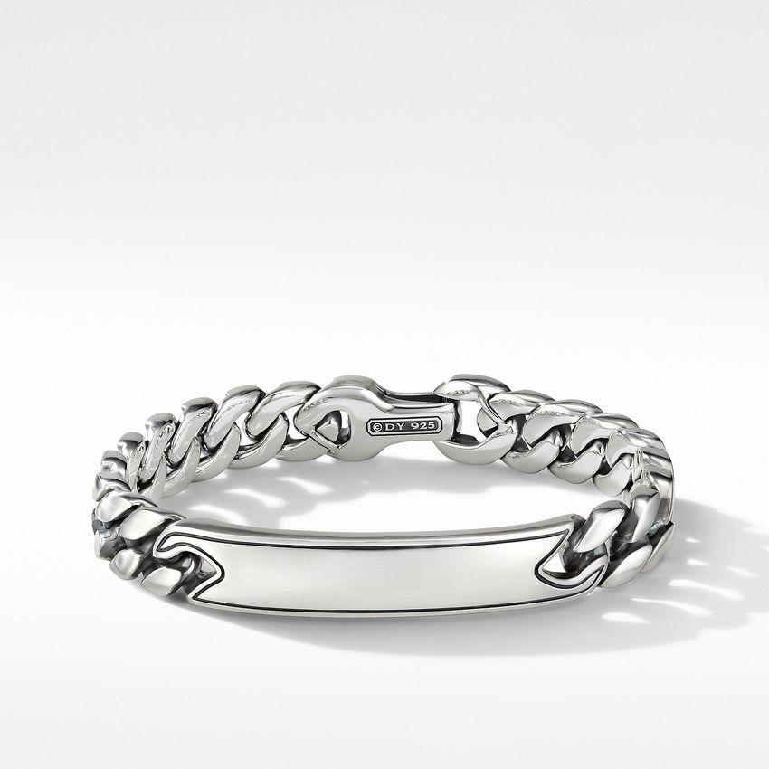 Curb Chain ID Bracelet