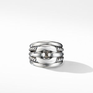 Thoroughbred® Cushion Link Ring alternative image