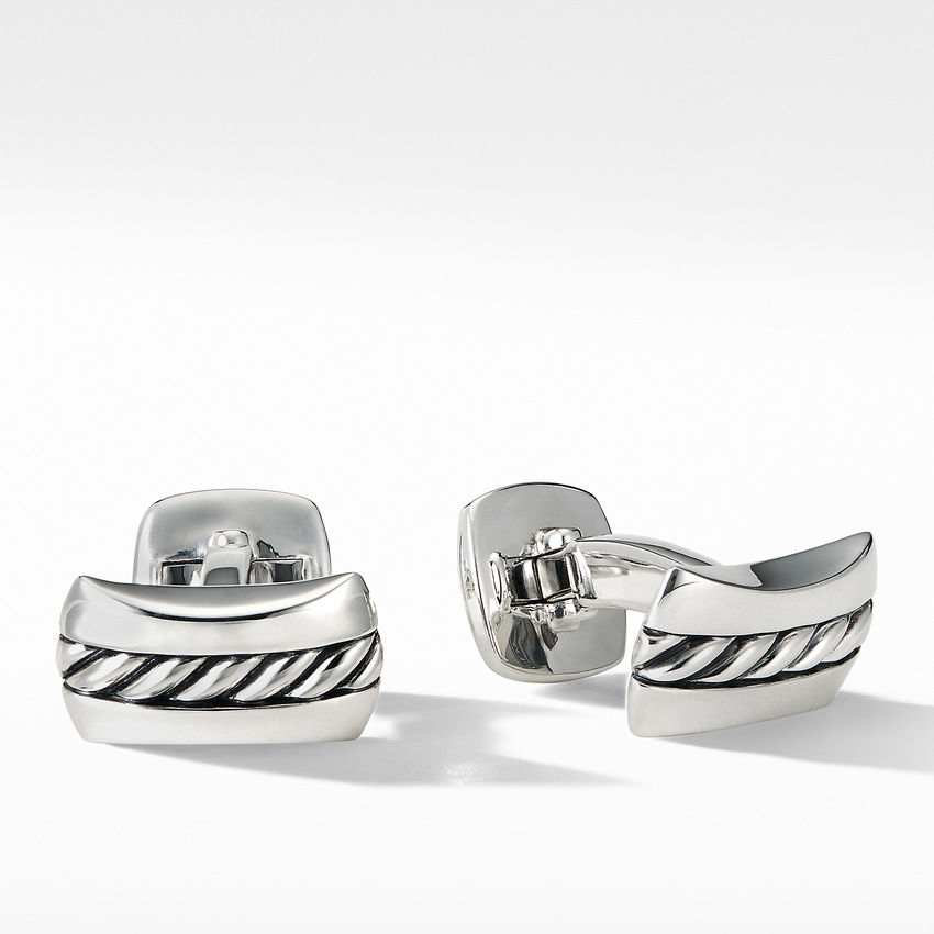 Cable Cufflinks