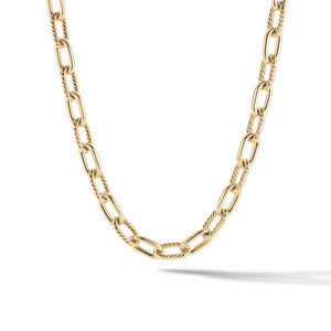 DY Madison® Chain Necklace in 18K Yellow Gold