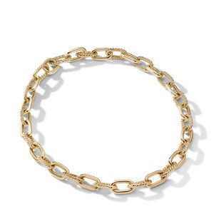 DY Madison® Chain Necklace in 18K Yellow Gold alternative image