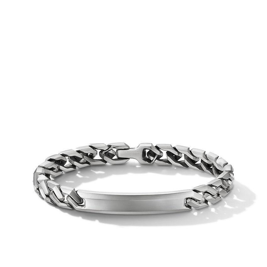 Curb Chain Link ID Bracelet