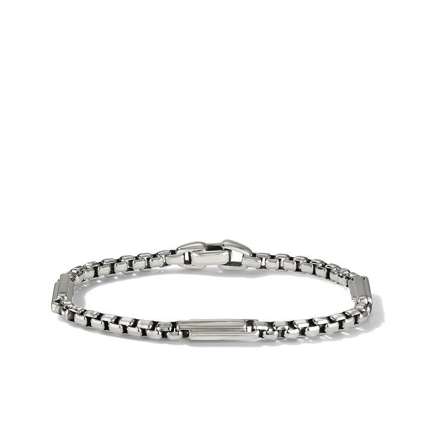 Streamline® Station Box Chain Bracelet