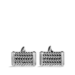 Chevron Cuff Links alternative image