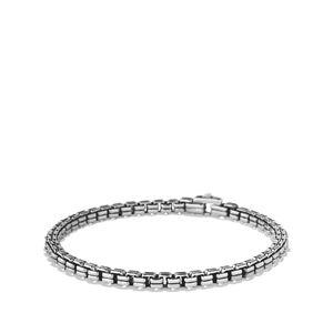 Double Box Chain Bracelet