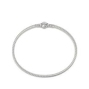 Solari Station Pave Bracelet with Diamonds in 18K Gold alternative image