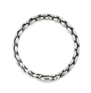 Elongated Box Chain Bracelet, 6mm alternative image