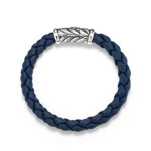 Chevron Bracelet in Blue alternative image
