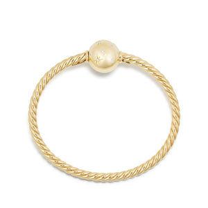 Solari Station Bracelet with Diamonds in 18K Gold alternative image
