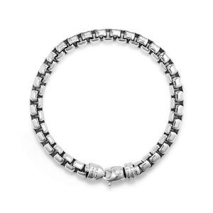Extra-Large Box Chain Bracelet alternative image
